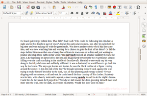 LibreOffice Writer Automatic Grammar Check